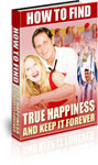 How To Find True Happiness contents page
