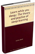 Learn While You Sleep book graphic
