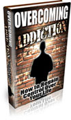 Overcoming Addiction book graphic