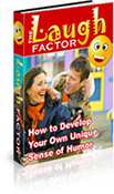 The Laugh Factor book graphic