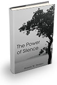 The Power of Silence book graphic
