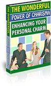 The Wonderful Power Of Charisma book graphic
