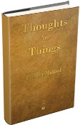 Thoughts Are Things book graphic