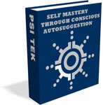 Self Mastery Through Conscious Autosuggestion contents page